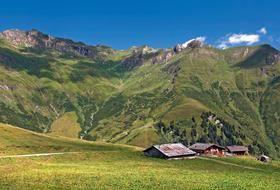 high alpine pastures gastein