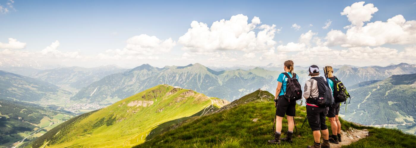 idyllic hiking paths bad gastein | © TVB Gastein