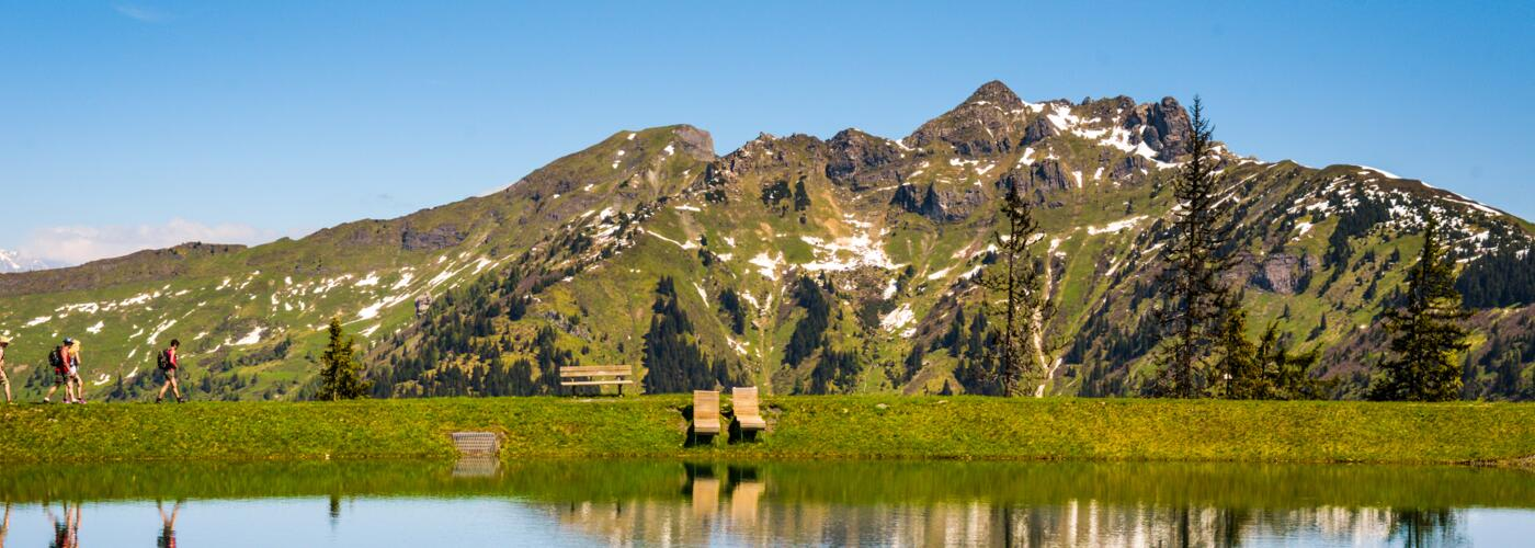 mountain lake dorfgastein | © Tvb Gastein