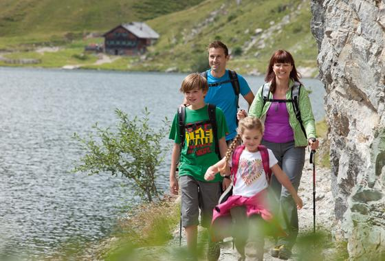 familienwanderung tappenkarsee